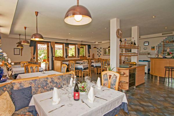 Sala da pranzo Passeiertal