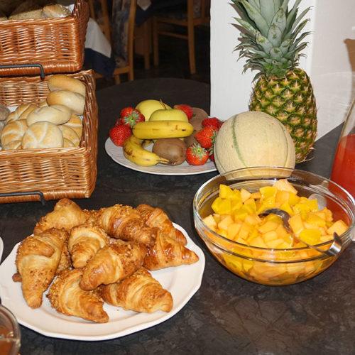 Frühstücksbuffet Passeiertal