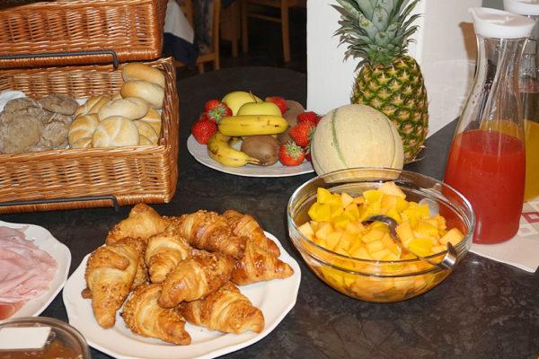 Colazione a buffet in Val Passiria