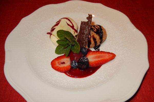 Mousse al cioccolato Passiria