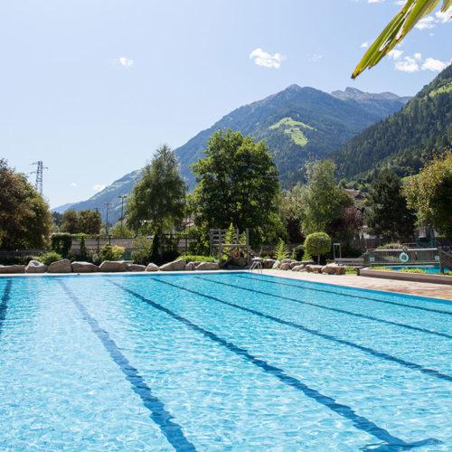 Schwimmbad St-Martin Passeiertal