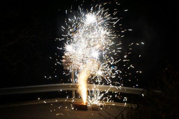 Feuerwerk Silvesterwoche