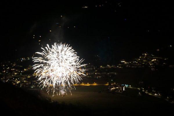 Silvesterwoche Feuerwerk