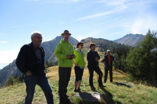 Hitzenbichl Matatzspitze In die Mahder Stammgäste Aussicht