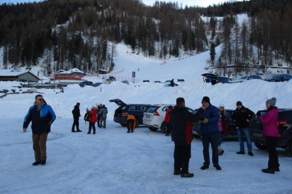 Winterwandern Silvesterwoche Stammgäste