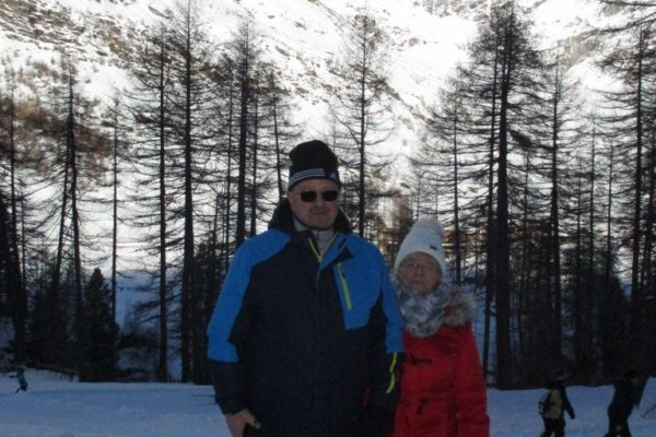 Winterwandern Silvesterwoche