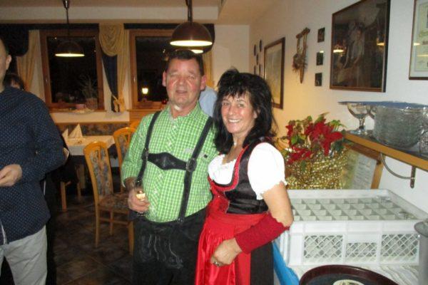 Aperitif Silvesterwoche Jaufenblick